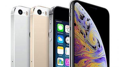 كيف زادت سرعة البيانات الخلوية 4G LTE في الآيفون منذ iPhone 5s حتى iPhone XS ؟