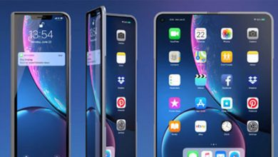 بالصور - قد يكون هذا هاتف الآيفون القابل للطي رداً على سامسونج!