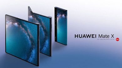 رسمياً - هذا هو هاتف هواوي القابي للطي Huawei Mate X