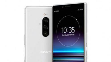 رسمياً - هاتف Sony Xperia 1 أول هاتف بشاشة 4K OLED في العالم!