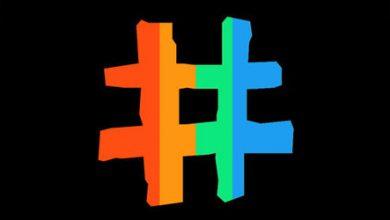 جديد - تطبيق Hashtags للإنستاغرام - اختر أفضل وأنسب الهاشتاجات لصورك - يدعم العربية بالكامل !