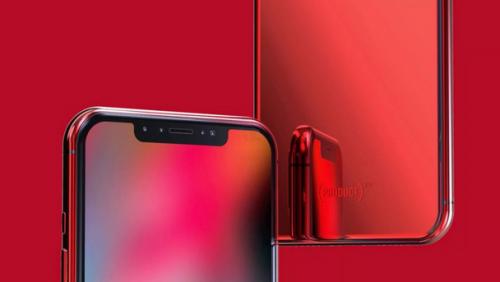 النسخة الحمراء من هواتف آيفون XS و XS Max (تصميم متوقع)
