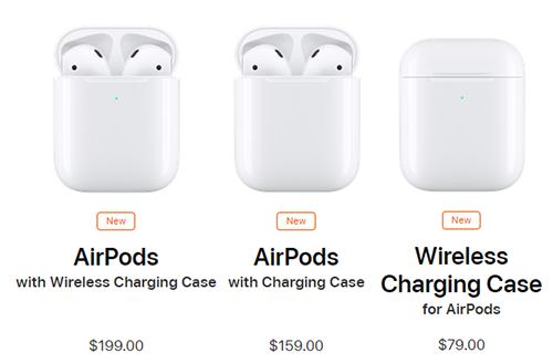 سعر سماعات Apple AirPods 2