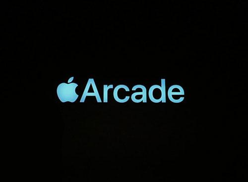 منصة الألعاب الجديدة Apple Arcade