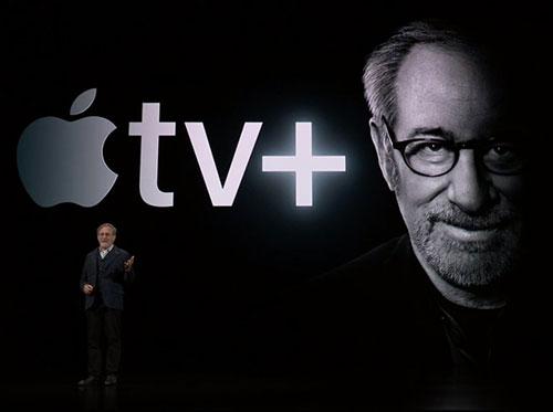 خدمة البث التلفزيوني Apple TV Plus