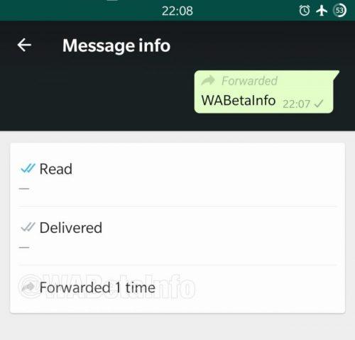 واتس آب يطور خاصية جديدة لجعلك تكتشف الرسائل المزعجة والأخبار المزيفة!