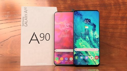 Galaxy A90 سيأتي بدون أي نتوء في الشاشة