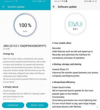 هاتف Honor 8X يبدأ في تلقي تحديث Android Pie مع واجهة EMUI 9 بشكل موسع