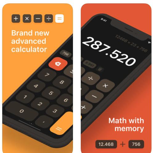 تطبيق Kalkulator 2 - آلة حاسبة مميزة