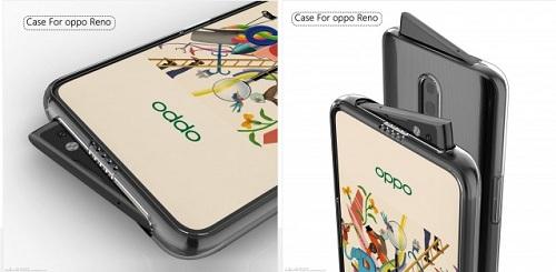 تسريب Oppo Reno مع تصميم كاميرا لايوجد في أي هاتف آخر