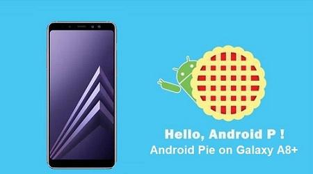 تحديث اندرويد Pie يبدأ في الوصول إلى جالكسي A8 + و جالكسي A9 و جالكسي A7 !   اخبار التطبيقات