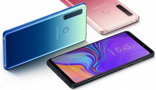 تحديث Android Pie على Samsung Galaxy A9 (2018)