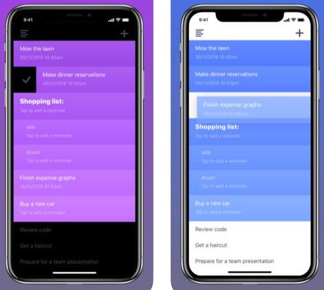 تطبيق TenFive المميز لكتابة الملحوظات الشخصية