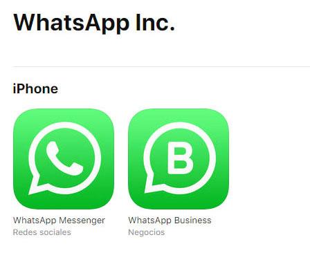 تطبيق واتس آب بيزنس بدأ في الظهور على متجر الآب ستور في بعض الدول
