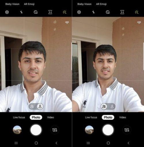 كاميرا Galaxy S10 أصبحت متوفرة الآن على هاتف Galaxy S9