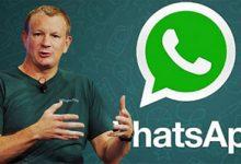 من جديد - مؤسس واتس آب ينصحنا بحذف تطبيق فيسبوك!