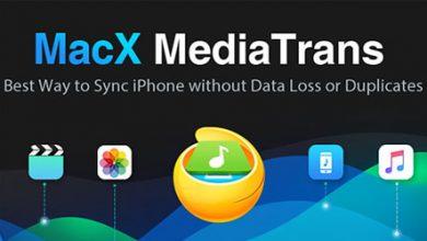 برنامج MacX MediaTrans بديل الآيتونز - نسخ مجانية وسحب على سماعات AirPods بمناسبة اليوم العالمي للنسخ الاحتياطي!