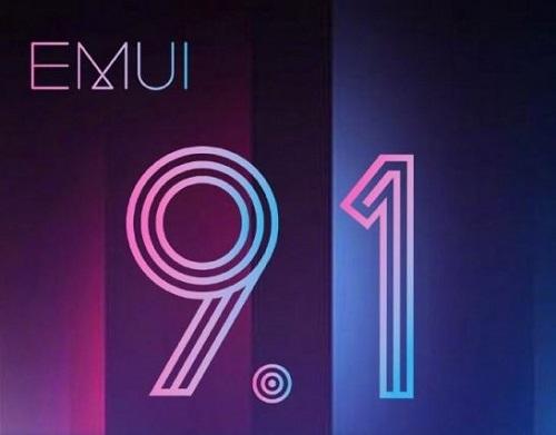 القائمة الكاملة لهواتف هواوي وهونر التي ستحصل على تحديث EMUI 9.1