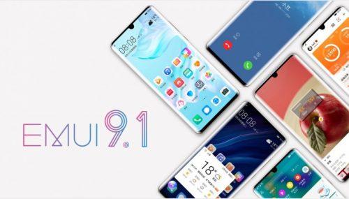 هواتف Huawei Mate 20 تبدأ في تلقي الإصدار التجريبي من واجهة EMUI 9.1