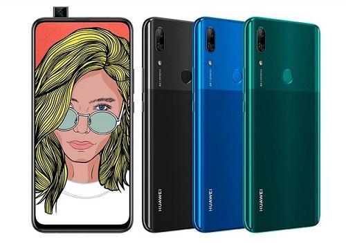 هاتف Huawei P Smart Z سيكون أول هاتف من هواوي بكاميرا سيلفي منبثقة!