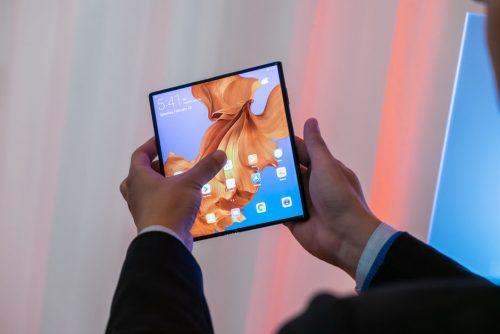 هواوي تقول أن نصف هواتفها القادمة ستكون قابلة للطي بحلول عام 2021