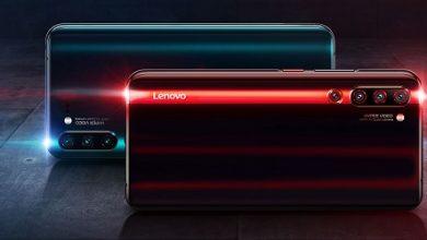 Photo of الكشف رسمياً عن Lenovo Z6 Pro الرائد بأربعة كاميرات خلفية وبطارية كبيرة!