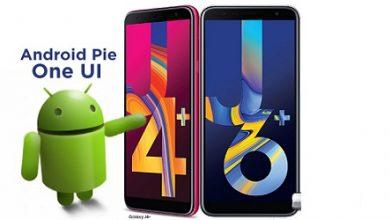 Photo of تحديث اندرويد Pie يبدأ في الوصول إلى هواتف جالكسي J4 و J4 بلس و J6 بلس !