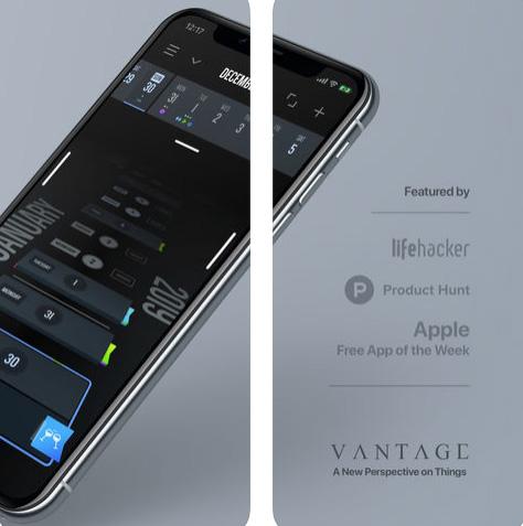 تطبيق Vantage Calendar - تقويم بواجهة رائعة