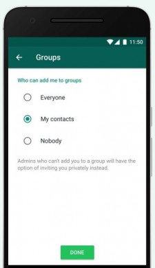 واتس آب يقدم حلاً لأكثر المشاكل إزعاجاً في مجموعات المحادثة!