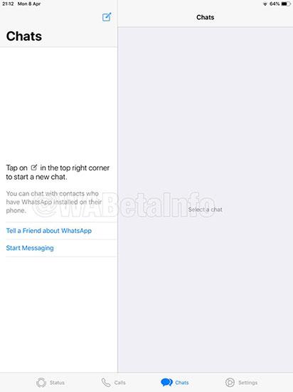 أخيراً - تطبيق واتس آب سوف يصل قريباً إلى أجهزة الآيباد!