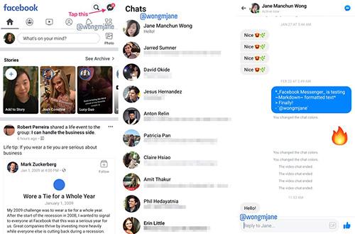 فيسبوك يعيد ميزة الرسائل من جديد إلى التطبيق الأساسي!