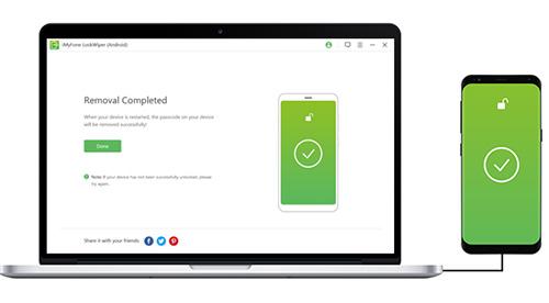 تعلم كيفية فك قفل الشاشة والرمز السري لأجهزة الأندرويد مع برنامج iMyFone LockWiper