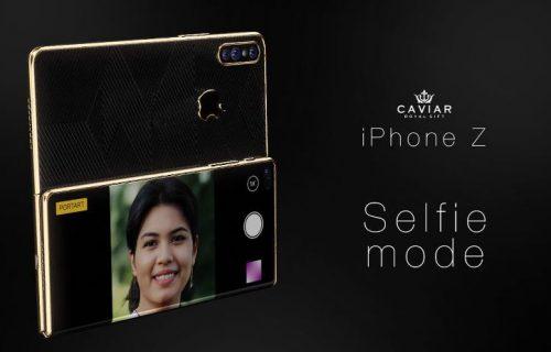 بالصور - iPhone Z هاتف الآيفون القابل للطي الذي لن تراه على الأرجح!