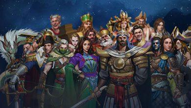 لعبة نيران - عصر البقاء - لعبة استراتيجية بطابع عربي وشخصيات تاريخية شهيرة، تحميل مجاني!