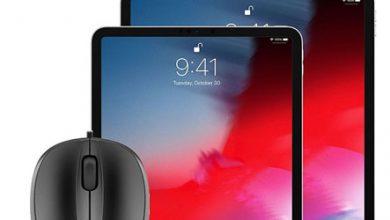استخدام الفأرة على الآيباد برو سيصبح ممكناً مع تحديث iOS 13 !