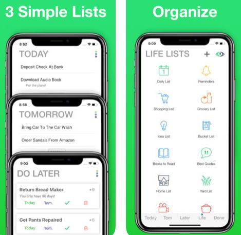 تطبيق Do.List لإدارة المهام وتنظيم الوقت