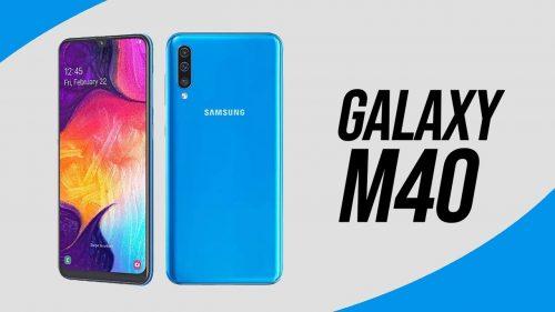 تسريب هاتف سامسونج الرخيص Galaxy M40 يكشف عن مواصفات مميزة