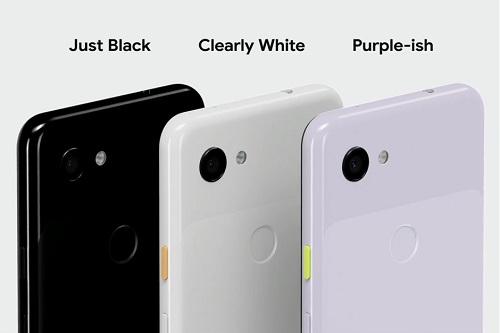 ألوان بيكسل 3a و 3a XL