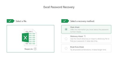 افتح أي ملف إكسل محمي بكلمة مرور مع برنامج iMyFone Passper