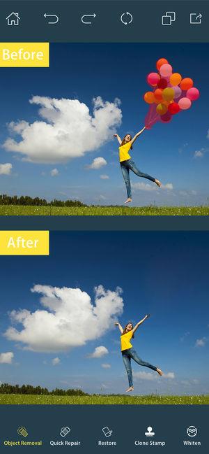 تطبيق Photo Retouch