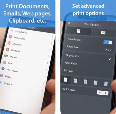 تطبيق Printer Pro للطباعة بسهولة عبر الآيفون والآيباد