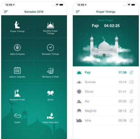تطبيق Ramadan 2019 PRO