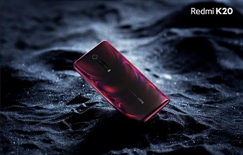 أول هاتف ريدمي رائد Redmi K20