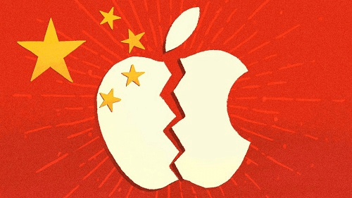 a9855a4b9de5f هل تقوم الصين بحظر آبل انتقاماً لهواوي؟!