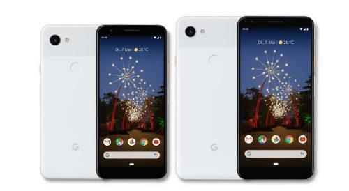 جوجل بيكسل 3a و بيكسل 3a XL