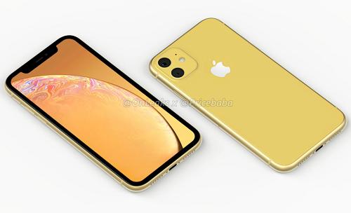 iPhone XR 2019 (تسريبات)
