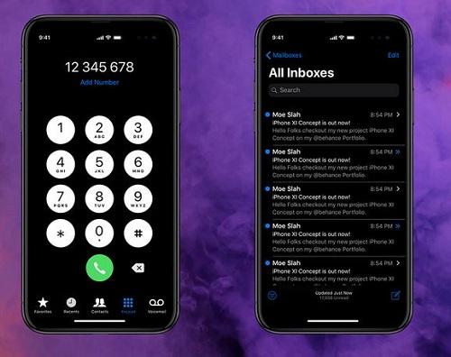 ماذا لو استخدمت آبل ثقب الشاشة بدلاً من النوتش في الآيفون؟!
