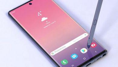 بالصور - قد يكون هذا هو هاتف سامسونج جالكسي نوت 10 القادم!