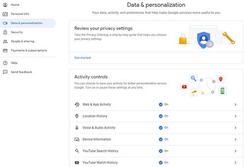ثلاث خطوات اتخذتها جوجل للحفاظ على خصوصية المستخدمين