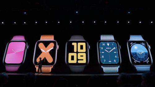 واجهة watchOS 6 الجديدة تخطف الأنظار في مؤتمر ابل WWDC 2019